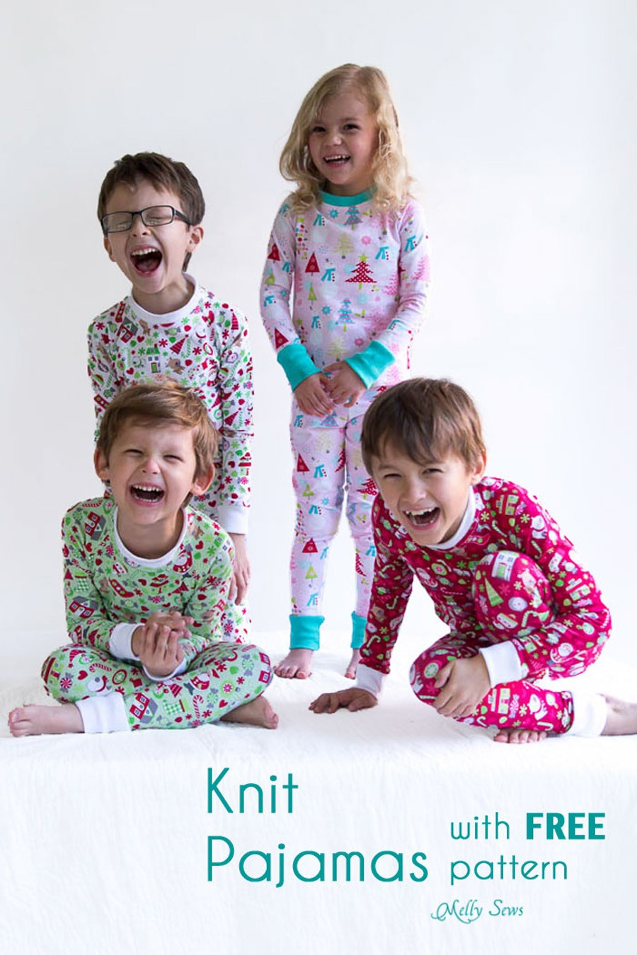 Knit Pajamas