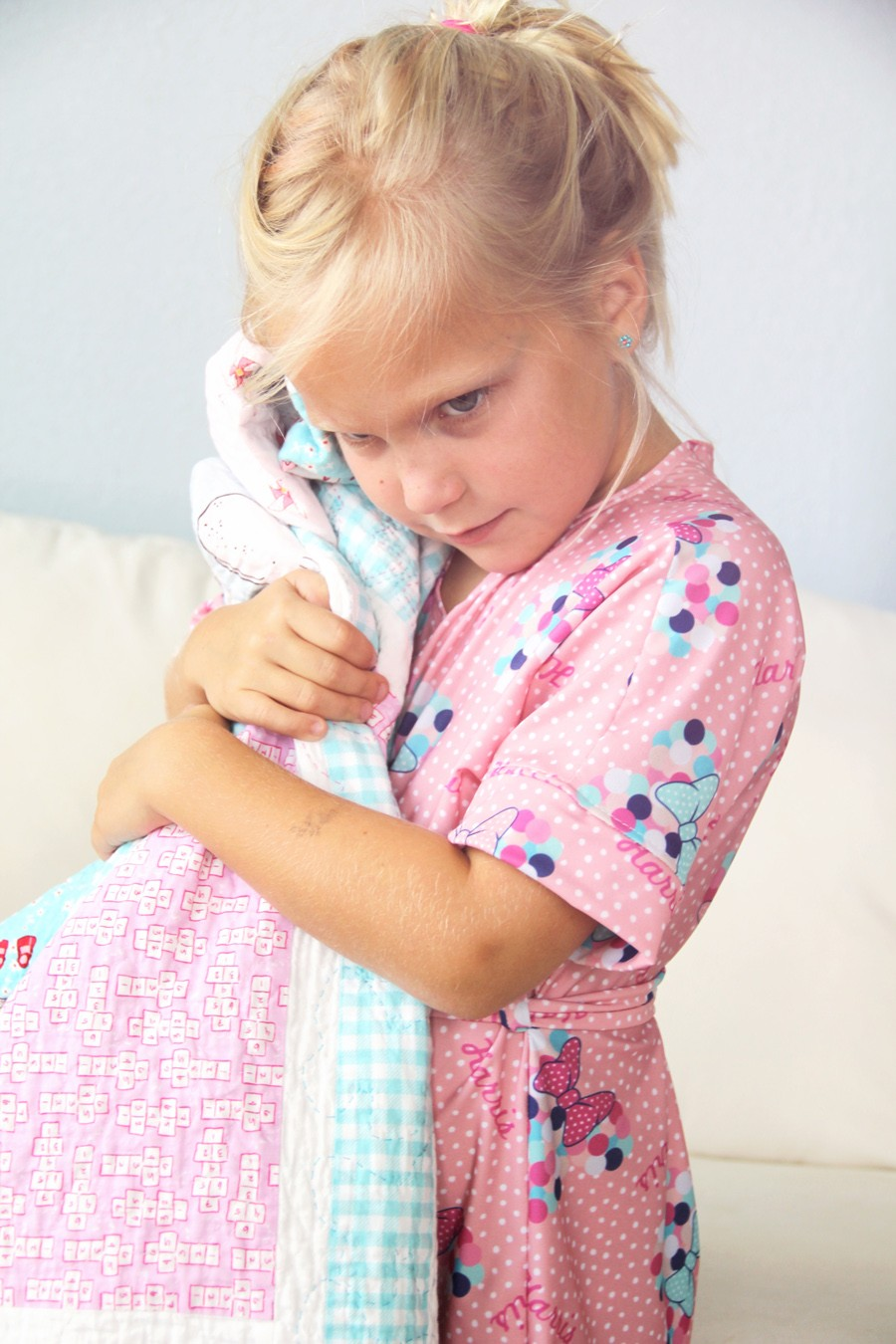 Kids Bathrobe, free pattern - kids robe pattern