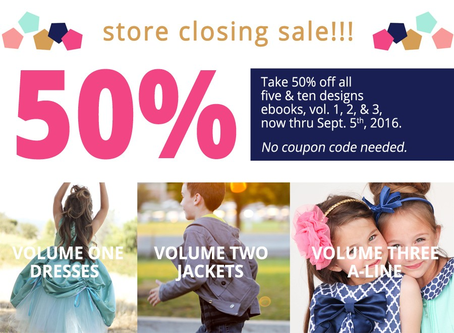 out of business graphic