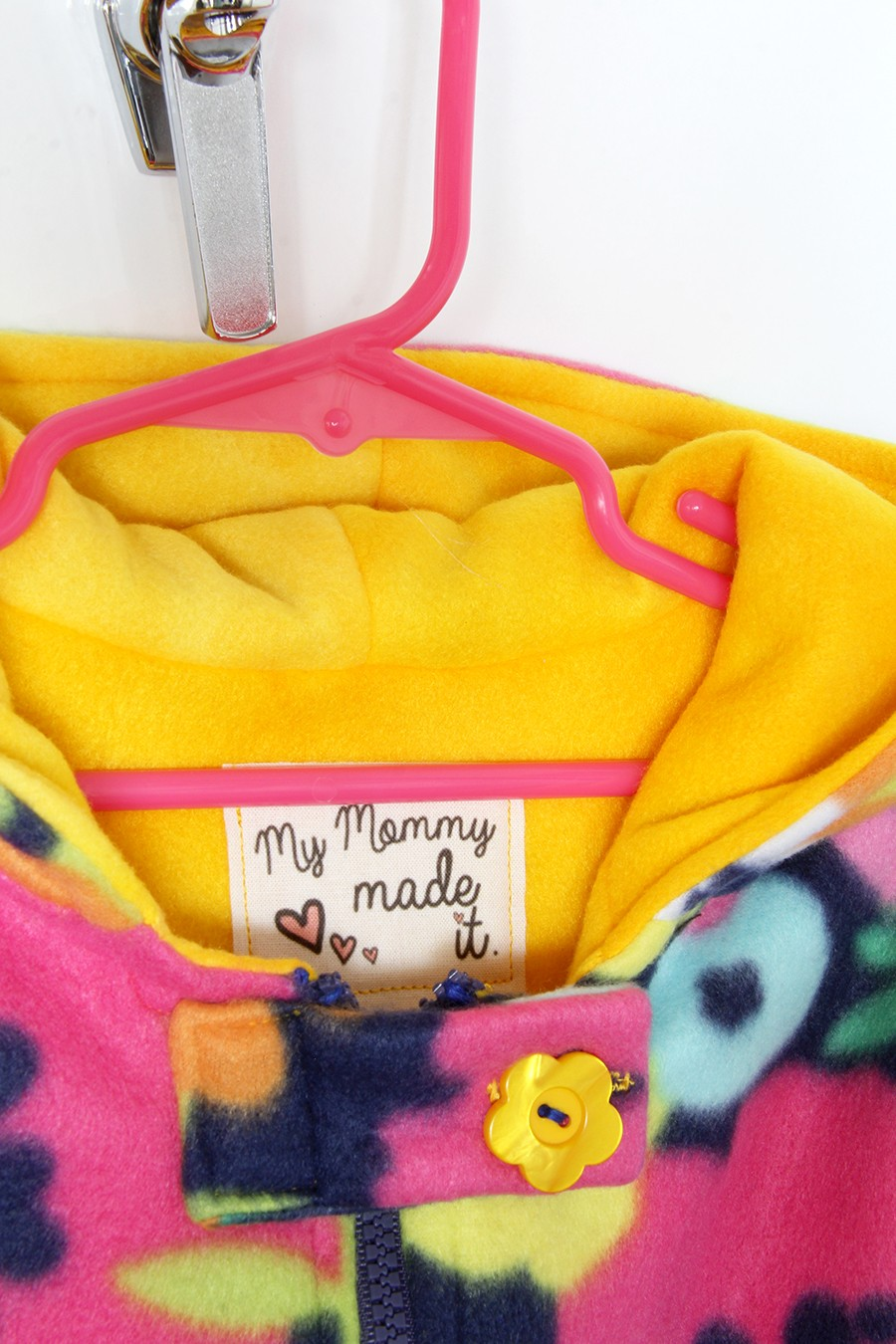 'My Mommy Made it' Labels, free clothing label download